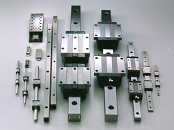 IKO Linear Motion Rolling Guides